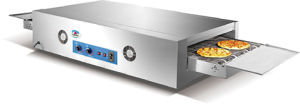 Commercial Stainless Steel Electric Conveyor Pizza Oven Hep-32 pictures & photos