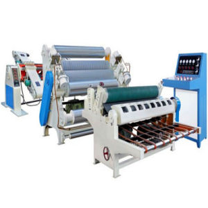 Dwj Single Face Corrugated Cardboard Production Line pictures & photos