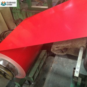 Prepainted Galvanized Steel PPGI for Making Roofing Sheet pictures & photos