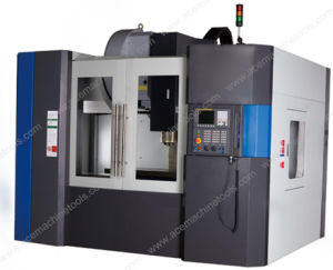 CNC Lathe Vertical Machining Center (VCL1100C) pictures & photos