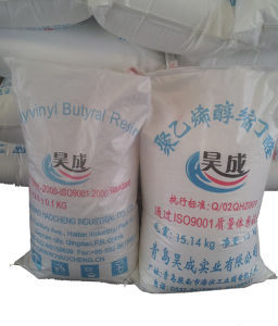 Direct Factory Price High Viscosity PVB Resin Powder pictures & photos