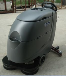 Dycon Fs213 Floor Scrubber with Double Brush pictures & photos