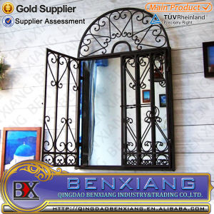 Window Guard Wrought Iron Window Grills pictures & photos