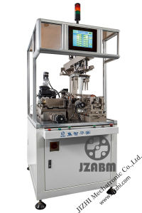 Two-Station IV Type Auto- Balancing Machine V Shape Twin Cutter