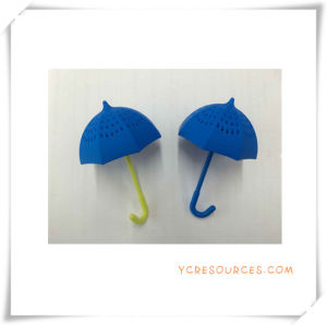 Umbrella Shaped Tea Strainer for Promotional Gifts (HA92003) pictures & photos
