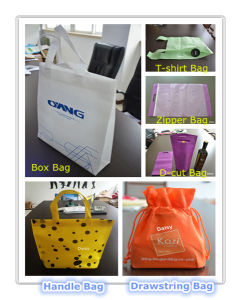 Non Woven Eco Bags Making Machine pictures & photos