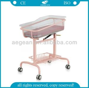 AG-CB009 Ce&ISO ABS Material Kid Hospital Crib pictures & photos