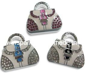 Handbag Jewellery USB Flash Drive for Promotional Gift