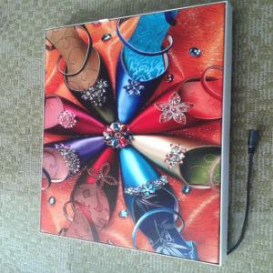 Wholesale Fashion Fabric LED Lightbox
