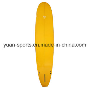 Customized High Quality Long Surfboard Made of Imported PU Blank pictures & photos