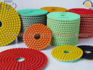 Flexible Wet Polishing Pad Diamond Tool pictures & photos