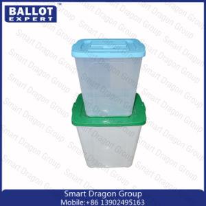 Jyl-Bb008 Translucent Ballot Boxes