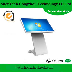 Factory Supply Floor Standing Touch Screen Ad Player Kiosk pictures & photos
