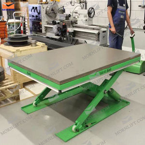 Cheap Scissor Lift Made in China pictures & photos