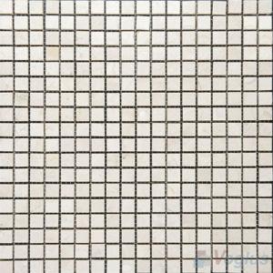 Polished Icones Cream Marfil Stone Marble Mosaic (VS-SAA84)