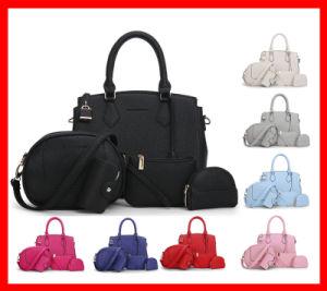 Hot Top Quality Low Price 5 In1 Purses Handbag Bags Women Handbag