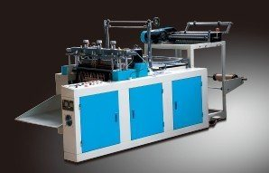 Dzb-500 Automatic High Speed Shopping Plastic Bag Making Machine pictures & photos
