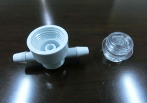 Medical Part, Plastic Injection Mould, Uncrewing Clear Part pictures & photos