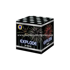 PS3003-25 25shot 1.4G 0336 Cake Fireworks