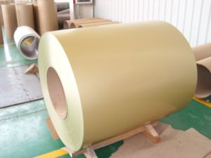 Prepainted Galvanized Steel Coil 600800820 mm Width PPGI with Many Color pictures & photos