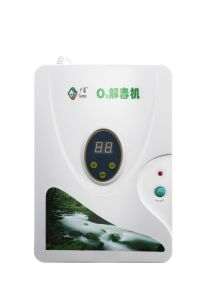 Fashion Fruit and Vegetable Ozone Cleaner Ozone Purifier GL-3189 pictures & photos