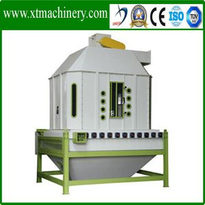 60-80 Centigrade Cooling Temperature, 5mt Output Counter Flow Pellet Cooling Machine pictures & photos