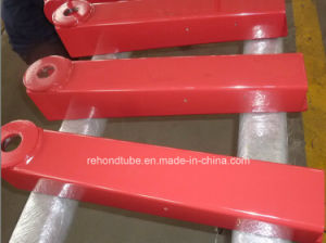 Colourful Powder Coated Structural Steel Pipe