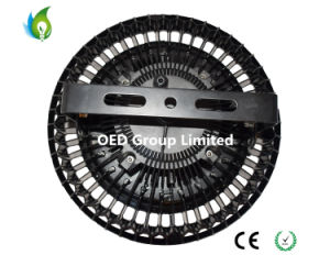 Warehouse and Gymnasium Used IP65 200W 150W 100W UL Ce RoHS List UFO LED High Bay Lights pictures & photos