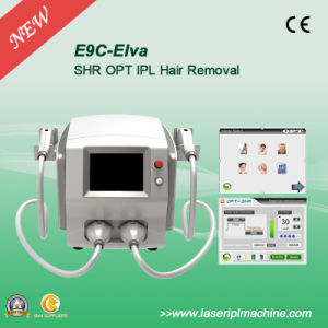 Intense Pulse Light Shr Elight Hair Removal Machine pictures & photos