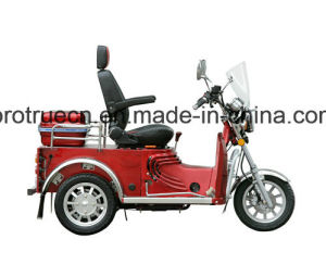 Tricycle for Handicapped with Four Stroke pictures & photos