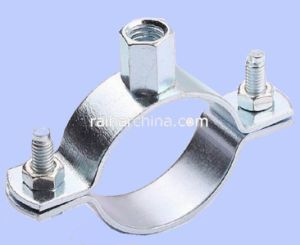 Hot DIP Galvanized Pipe Clamp