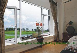 UPVC/PVC Glass Casement Windows and Doors Price pictures & photos