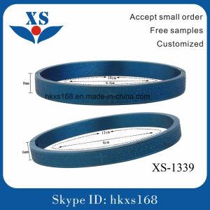 Blue Stainless Steel Bangles for Girl