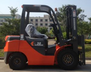 3.0ton Diesel Forklift with CE pictures & photos
