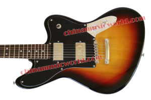 Afanti Music Sunburst Jazzmaster Electric Guitar (AJA-173) pictures & photos