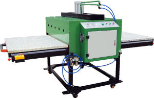Small Carpet Transfer Print Machine for Home Bussiness (BE800*1000)