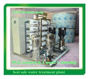 RO Surface Water Treatment Plant for Direct Drinking