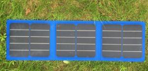 60W Sunpower Flexible Solar Mobile Phone Charger Bag pictures & photos