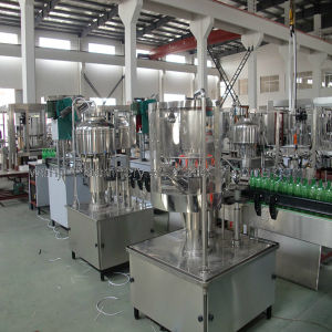 Water Filling Machine Linear Type pictures & photos
