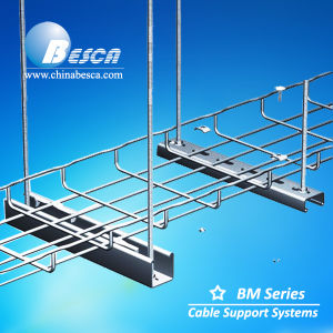 Basket Cable Tray with Brackets (cUL, UL)