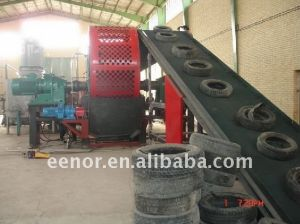 Rubber Machine Plant Waste Tire Recycling Equipment for Rubber Powder pictures & photos