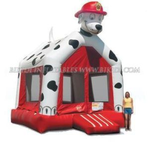 Inflatable Bouncer Dalmatian Dog (B1036) pictures & photos