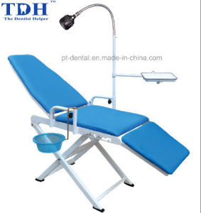 Space Saving Foldable Dental Unit (TDH-P109A) pictures & photos