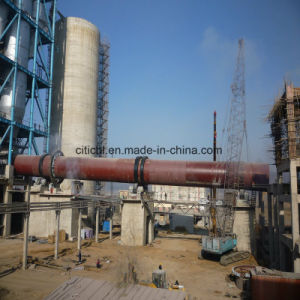 Gypsum Calcining Rotary Drum Kiln pictures & photos