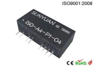 DC V/I Signal Isolated Transmitter-4-20mA to 0-5V Converter pictures & photos