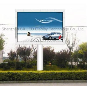 P8 High Technology Outdoor Fullcolor LED Screen Electronic Aluminum Die Cast Display pictures & photos