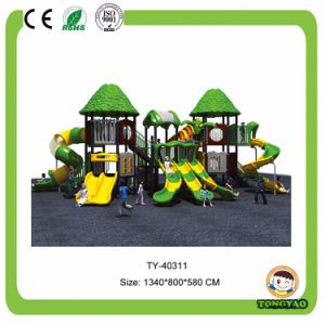 Colorful Plastic Outdoor Playground Equipment, Amusement Park Playground pictures & photos