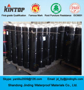 Self-Adhesive Bitumen Waterproof Membrane Exporting to Southeast Asia pictures & photos