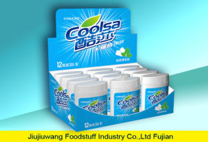 Jjw Fresh Chill Cassis Flavor Chewing Gum pictures & photos