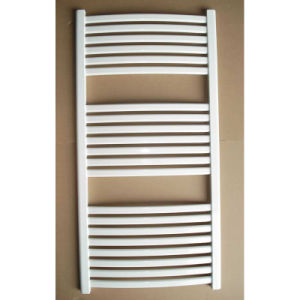 Low Carbon Steel Plastic-Coated Oval Towel Radiator pictures & photos